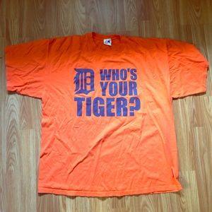 [Majestic] Detroit Tigers Verlander Shirt